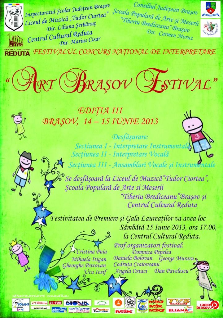 Afis Festival mic